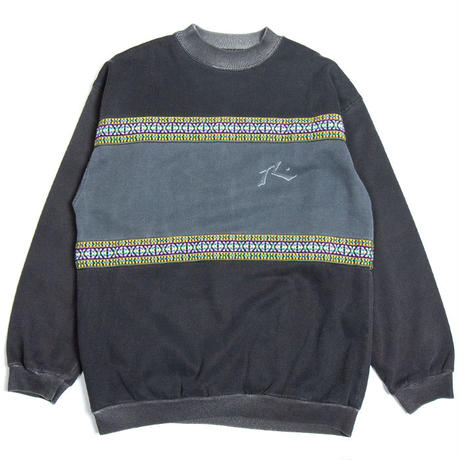 90's Rusty Tyrolean Lined Sweatshirts