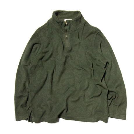 Basic Editions / Half Zip Fleece Pullover