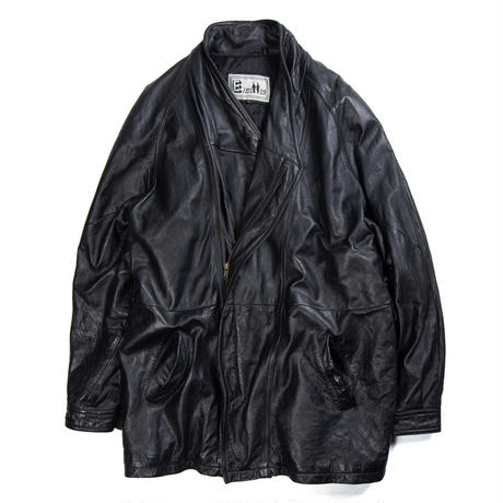 Excelled / Design Leather Jacket