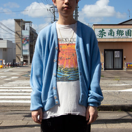 Custom Quality / Cotton Cardigan