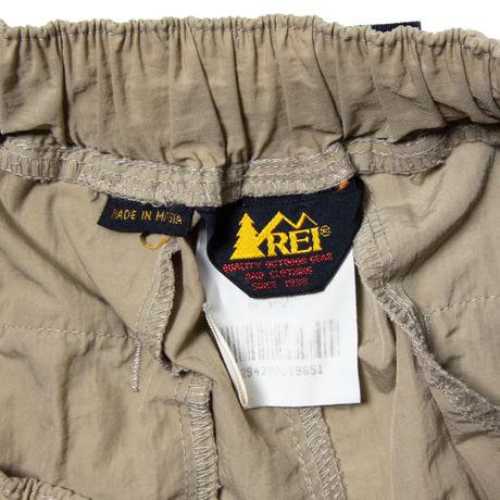 REI / 2Way Nylon Cargo Pants