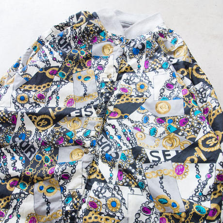 "90's Reversible ""Bling Bling"" Jacket"