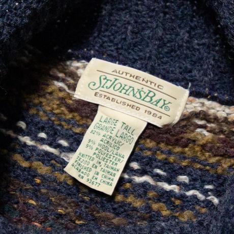 ST. John's Bay / Rollneck Sweater