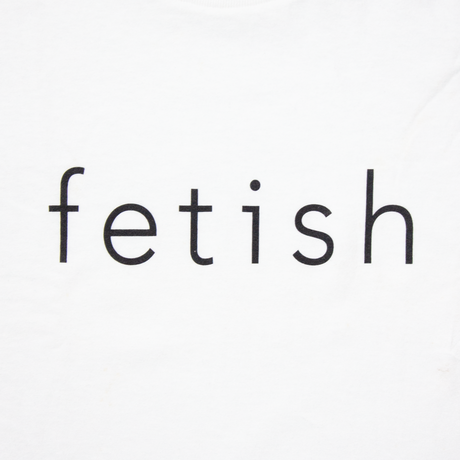 90's Fetish Printed SS T-shirts フェチ