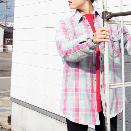 ST. John's Bay / Quilting Flannel Shirts