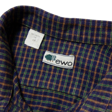 Ewo / Grandpa Check Shirts