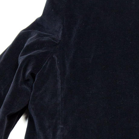 Collections / Velour Tailored Jacket