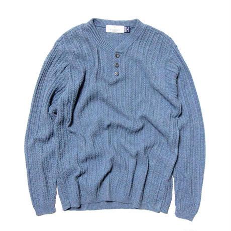 Bill Blass /  Cotton Knit Sweater