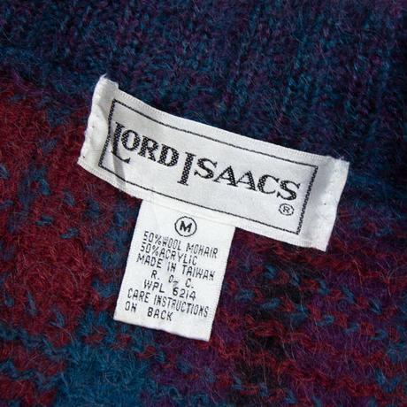 Lord Isaacs / Mohair Cardigan