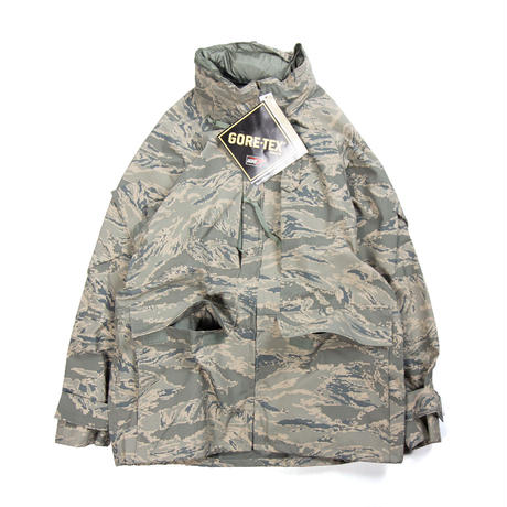 US Air Force / APECS ABU Digital Tiger Camo Gore-Tex Parka