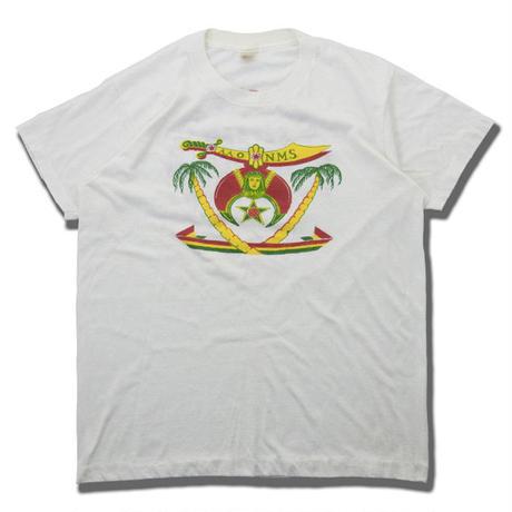 80's Shrine Vintage S/S T-shirts フリーメイソン