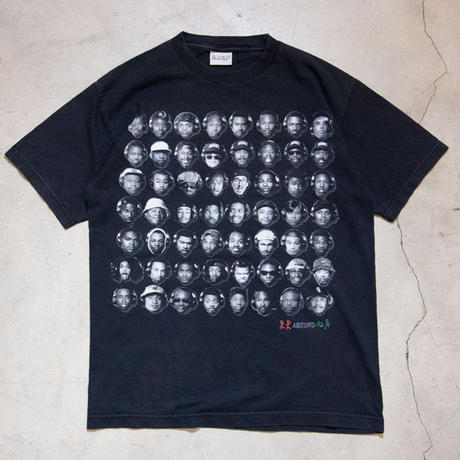 """90's A Tribe Called Quest """"Midnight Marauders"""" S/S T-shirts ニューヨーク"""