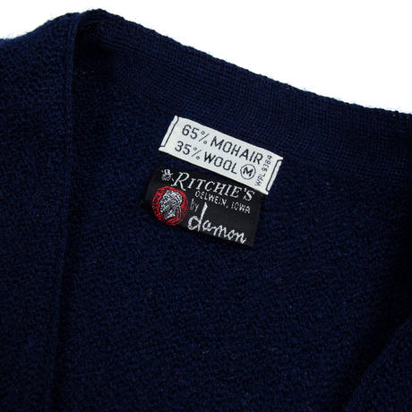 Ritchie's by Damon  / Mohair Cardigan