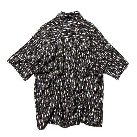 Career Club / Black Base Rayon Shirts