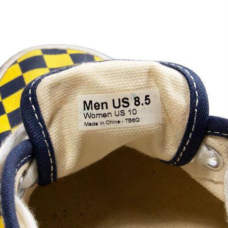 Vans / Authentic Checkerboard US8.5 26.5cm