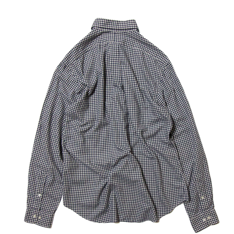 Ralph Lauren / Gingham Check BD Shirts