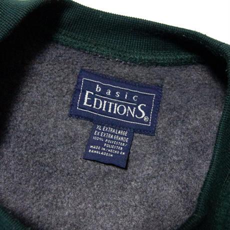 Basic Editions / Fleece Crewneck