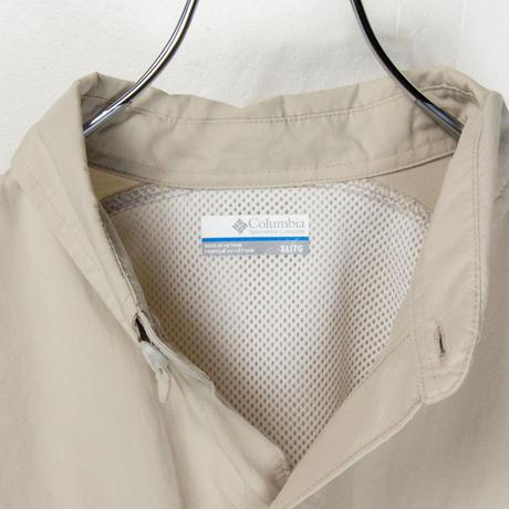 Columbia PFG L/S Shirts カーキ XL