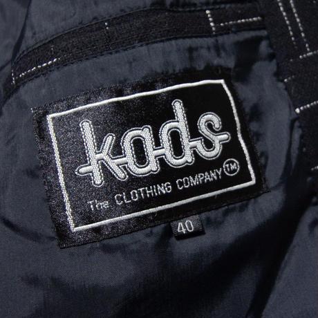 Kads / Wool Tailored Jacket