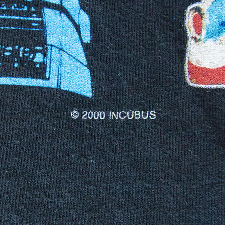 00's Incubus Make Yourself S/S T-shirts モチノイ ンラナストイリハ