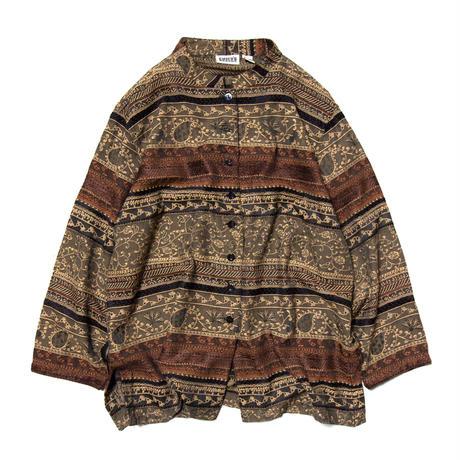Chico's Design / Stand Collar Jacket