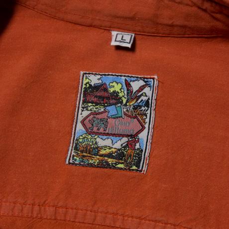 Gino Dirom / Euro Vintage CPO Type LS Shirts