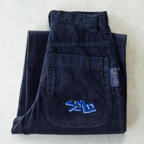 NOS 90's SOLO Corduroy Baggy Pants スケートボード