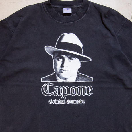 "'2004 Fashion Victim ""Al Capone Original Gangster"" アルカポネ"