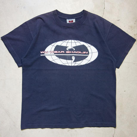 90's WU WEAR S/S T-shirts Wu Tang Clan ウータンクラン