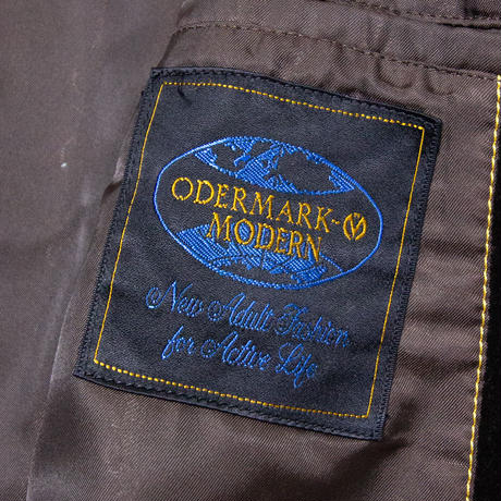 Odermark / Velour Tailored Jacket