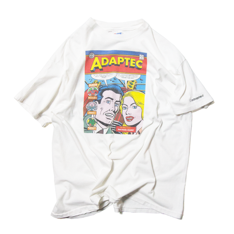 90's Adapt Corporation / SS T-shirts