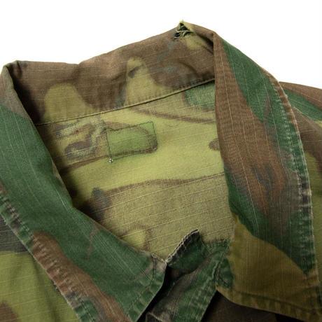 US Army / Jungle Fatigue Green Leaf Jacket