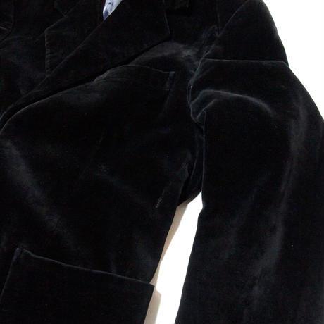Aldo Rossini / Velour Tailored Jacket