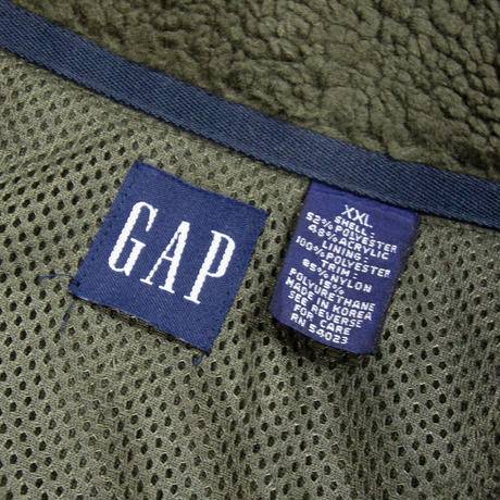 Old GAP / Fleece Vest