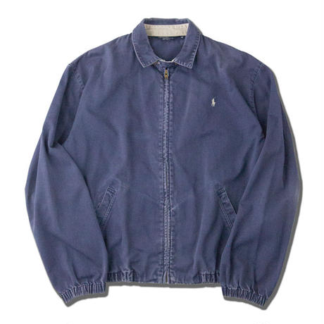 90's POLO by Ralph Lauren Drizzler Jacket M Navy