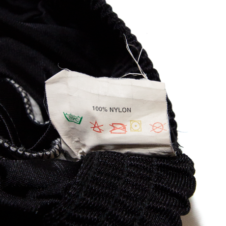 Delong / Nylon Tearway Pants
