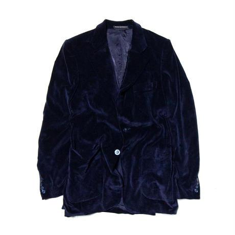 Unknown / Velour Tailored Jacket