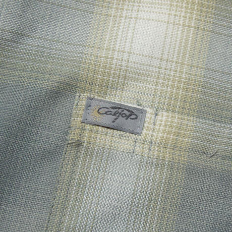 Caltop / Ombre Check Shirts