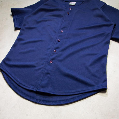 BIKE Solid Base Ball Shirts ベースボールシャツ