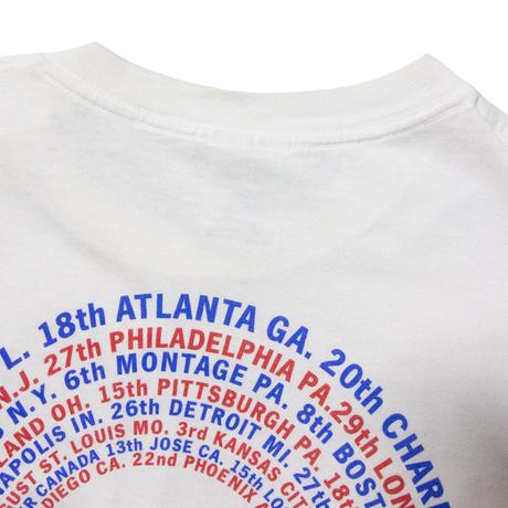 "'98 Spice Girls ""USA Tour"" / SS T-shirts"