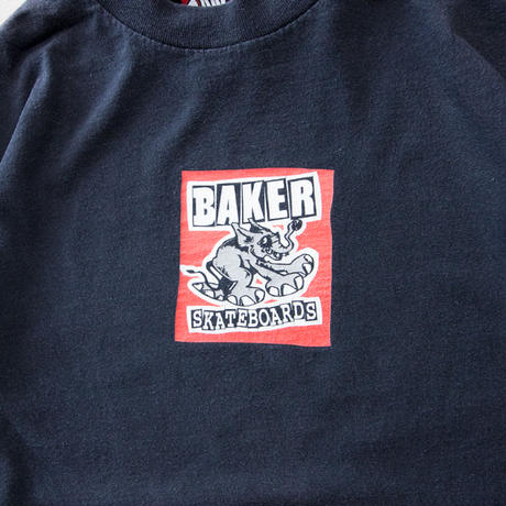 00's BAKER Skateboards L/S T-shirts アンドリューレイノルズ