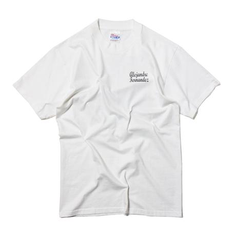 Alejandro Fernandez / SS T-shirts