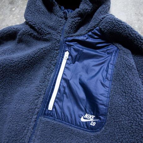 NIKE SB Everett Full Zip Freeze Parka ナイキSB エヴァレットフリース XL