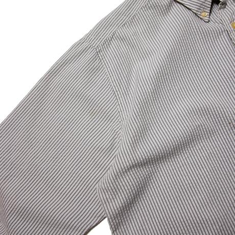 Land's End / Seersucker Stripe Shirts