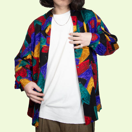 California Connection.INC / Artistic Rayon Shirts