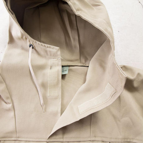 NOS US ARMY Cotton Anorak Parka デッドストック カーキ M-R