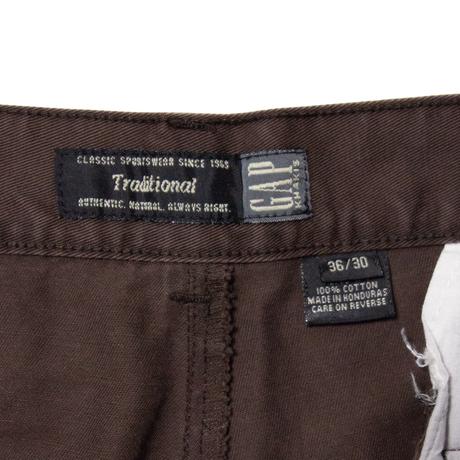 Gap Khakis / Cotton Chino Pants