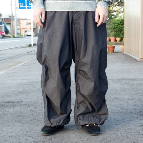 DESIRE STORE's Remade US Army Snowcamo Over Dyed Pants