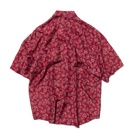 Maxdeco / Paisley Pattern Silk Shirts