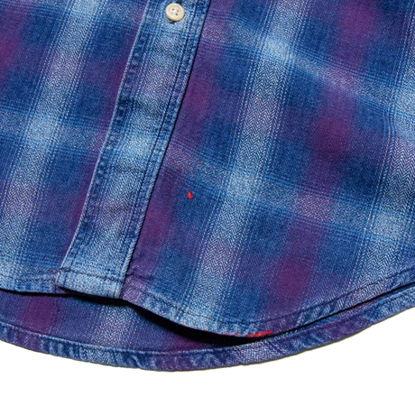 L.L.Bean / BD Check Shirts